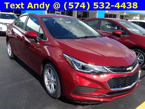 2018 Chevrolet Cruze for sale in Mishawaka, IN