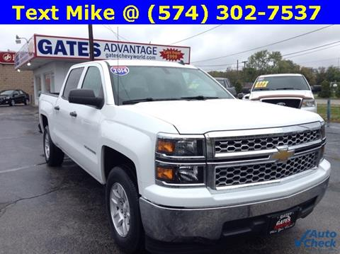 2014 Chevrolet Silverado 1500 for sale in Mishawaka IN