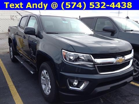 2018 Chevrolet Colorado for sale in Mishawaka IN