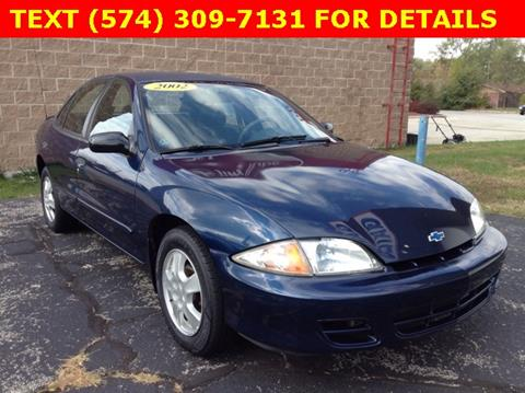 2002 Chevrolet Cavalier for sale in Mishawaka, IN