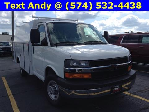 2017 Chevrolet Express Cutaway for sale in Mishawaka, IN