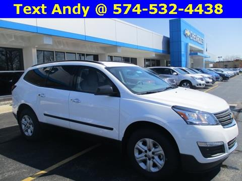 2017 Chevrolet Traverse for sale in Mishawaka IN