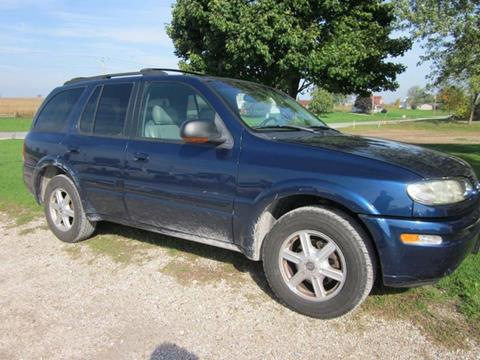 2002 Oldsmobile Bravada for sale in Sheboygan, WI