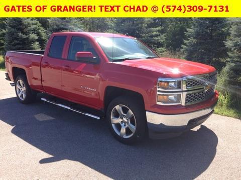 2014 Chevrolet Silverado 1500 for sale in Granger, IN