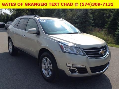 2014 Chevrolet Traverse for sale in Granger IN