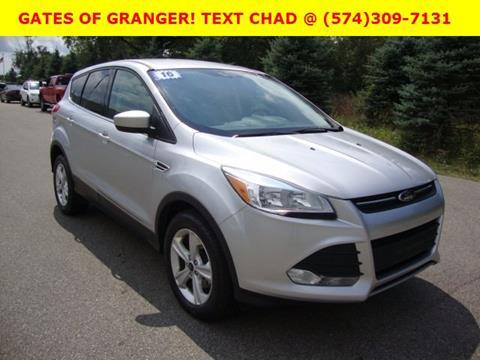 2016 Ford Escape for sale in Granger, IN