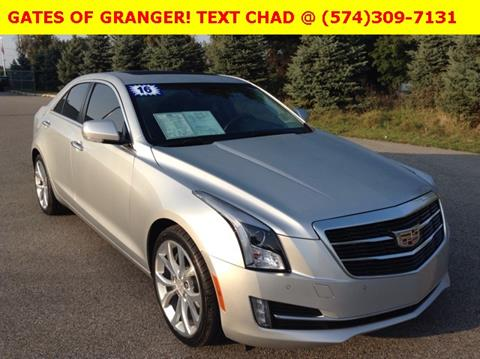 2016 Cadillac ATS for sale in Granger, IN