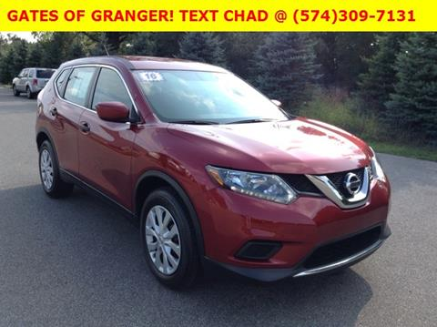 2016 Nissan Rogue for sale in Granger, IN