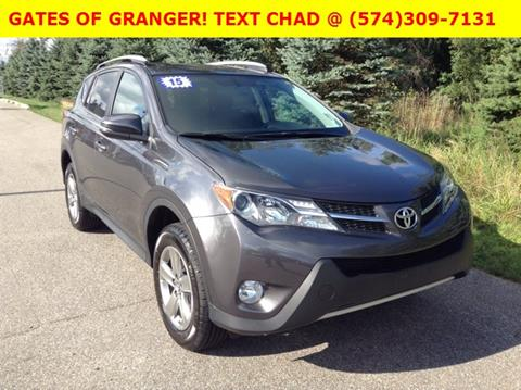 2015 Toyota RAV4 for sale in Granger, IN