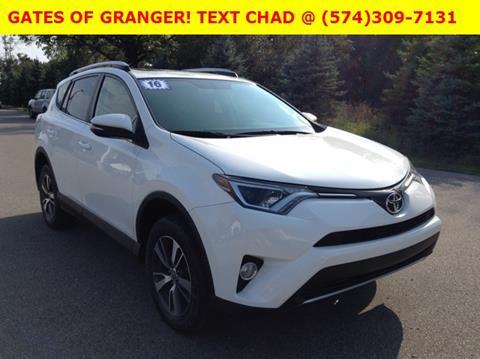 2016 Toyota RAV4 for sale in Granger, IN