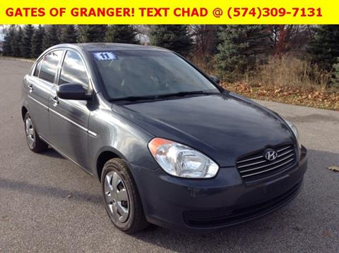 2011 Hyundai Accent for sale in Granger IN