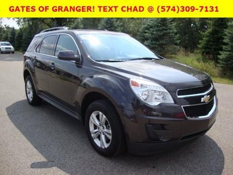 2015 Chevrolet Equinox for sale in Granger IN