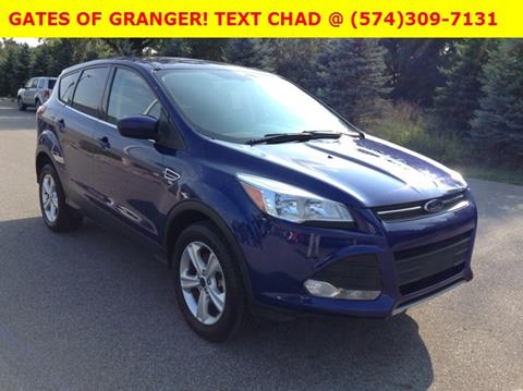 2016 Ford Escape for sale in Granger, IN