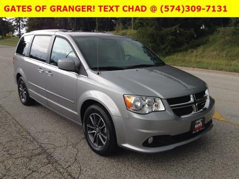 2017 Dodge Grand Caravan for sale in Granger, IN
