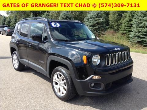 2016 Jeep Renegade for sale in Granger, IN