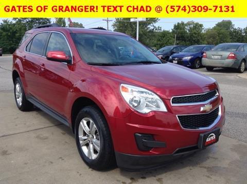 2015 Chevrolet Equinox for sale in Granger, IN