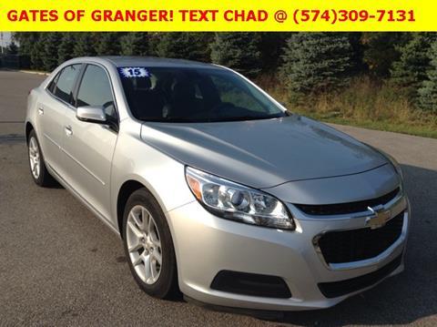 2015 Chevrolet Malibu for sale in Granger IN