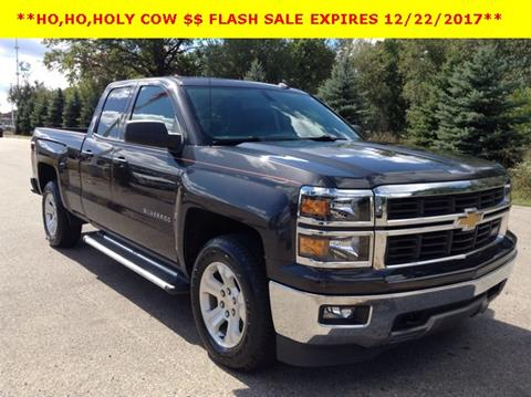 2014 Chevrolet Silverado 1500 for sale in Granger IN