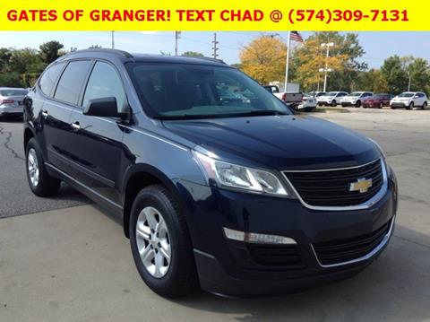 2015 Chevrolet Traverse for sale in Granger, IN