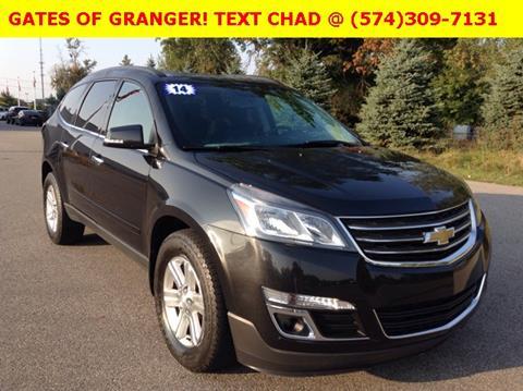 2014 Chevrolet Traverse for sale in Granger, IN