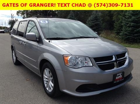 2016 Dodge Grand Caravan for sale in Granger IN
