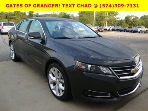 2014 Chevrolet Impala for sale in Granger IN