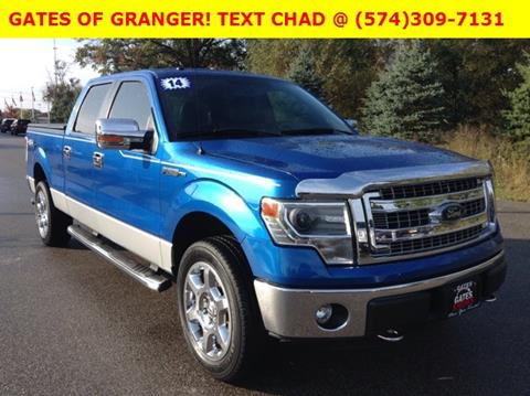 2014 Ford F-150 for sale in Granger IN