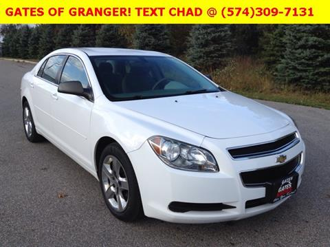 2012 Chevrolet Malibu for sale in Granger IN