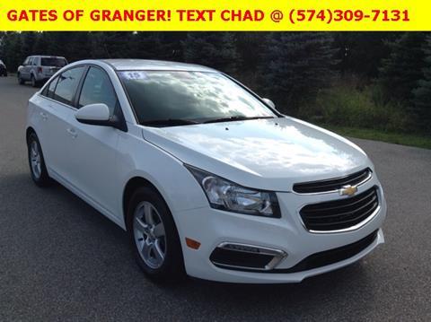 2015 Chevrolet Cruze for sale in Granger, IN