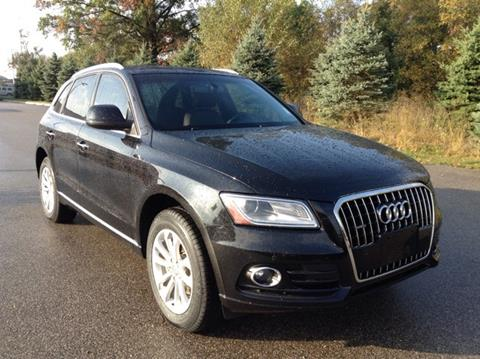 2015 Audi Q5 for sale in Granger, IN