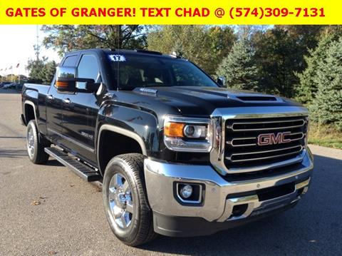2017 GMC Sierra 2500HD for sale in Granger, IN