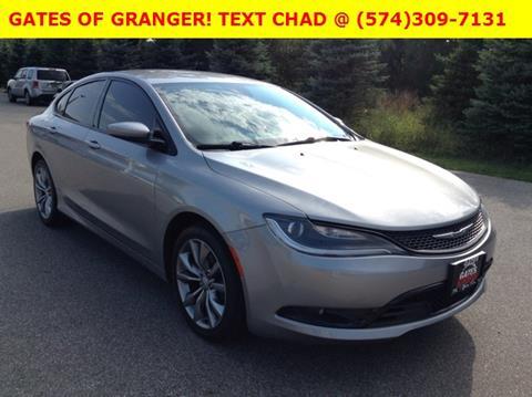 2015 Chrysler 200 for sale in Granger, IN