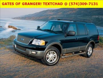 2004 Ford Expedition for sale in Granger, IN