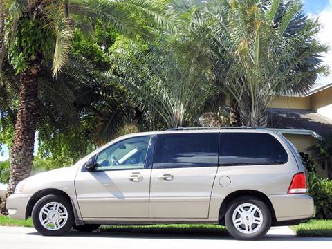 2005 Ford Freestar for sale in Fort Lauderdale, FL