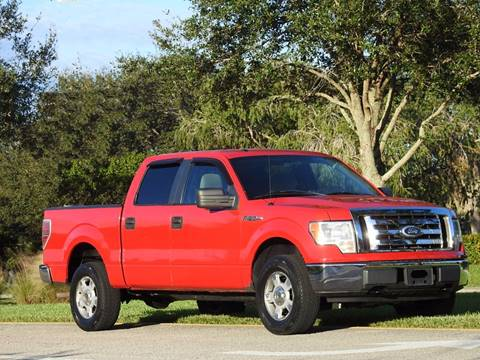 2010 Ford F-150 for sale at M.D.V. INTERNATIONAL AUTO CORP in Fort Lauderdale FL