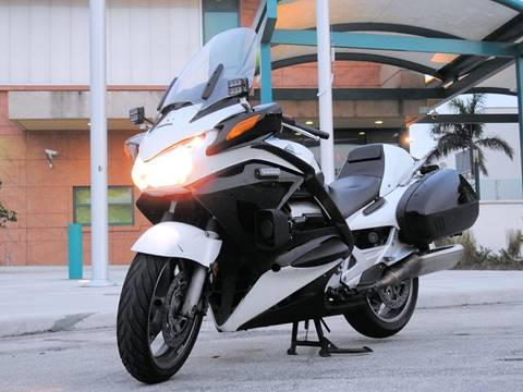2009 Honda ST 1300 Police Pack for sale at M.D.V. INTERNATIONAL AUTO CORP in Fort Lauderdale FL