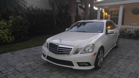 2011 Mercedes-Benz 350-Class for sale at M.D.V. INTERNATIONAL AUTO CORP in Fort Lauderdale FL