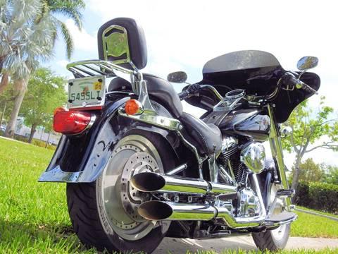 2004 Harley-Davidson FAT BOY for sale at M.D.V. INTERNATIONAL AUTO CORP in Fort Lauderdale FL