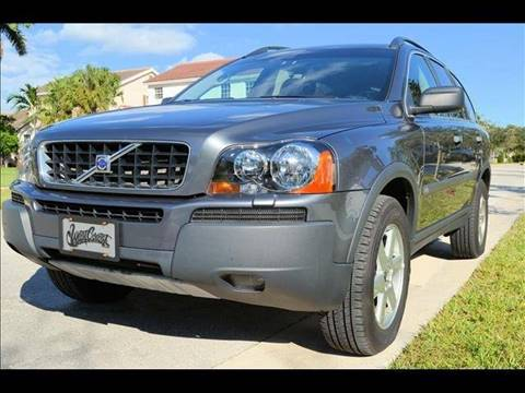2006 Volvo XC90 for sale at M.D.V. INTERNATIONAL AUTO CORP in Fort Lauderdale FL