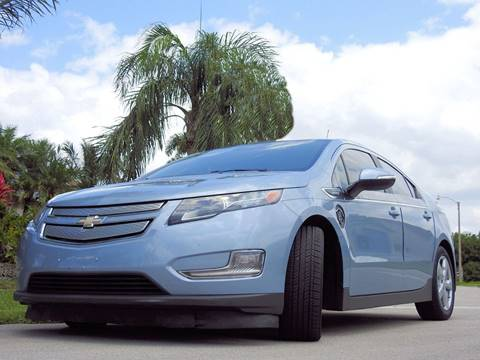 2013 Chevrolet Volt for sale at M.D.V. INTERNATIONAL AUTO CORP in Fort Lauderdale FL