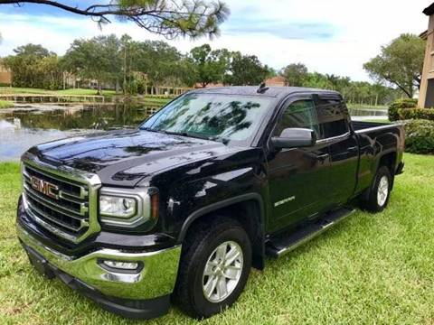 2017 GMC Sierra 1500 for sale at M.D.V. INTERNATIONAL AUTO CORP in Fort Lauderdale FL