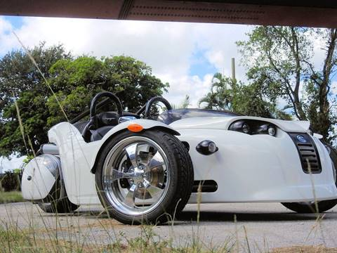 2016 Campagna v-13R for sale at M.D.V. INTERNATIONAL AUTO CORP in Fort Lauderdale FL
