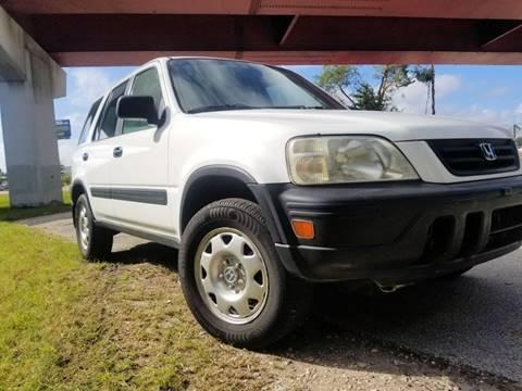 2001 Honda CR-V LX for sale at M.D.V. INTERNATIONAL AUTO CORP in Fort Lauderdale FL