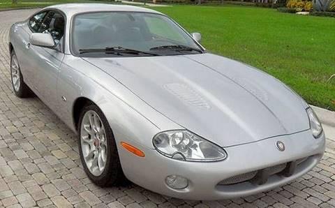2001 Jaguar XKR for sale at M.D.V. INTERNATIONAL AUTO CORP in Fort Lauderdale FL
