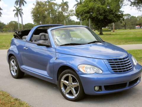 2006 Chrysler PT Cruiser Touring for sale at M.D.V. INTERNATIONAL AUTO CORP in Fort Lauderdale FL