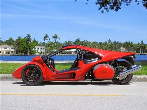 2012 G-Force T-Rex Replica for sale at M.D.V. INTERNATIONAL AUTO CORP in Fort Lauderdale FL