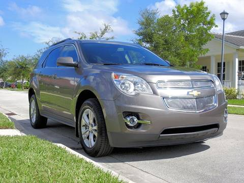 2011 Chevrolet Equinox for sale at M.D.V. INTERNATIONAL AUTO CORP in Fort Lauderdale FL