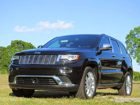 2014 Jeep Grand Cherokee for sale at M.D.V. INTERNATIONAL AUTO CORP in Fort Lauderdale FL