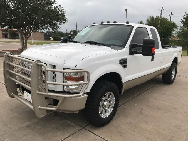 2008 Ford F-250 Super Duty for sale at City Motors Certified Pre-Owned in Victoria TX