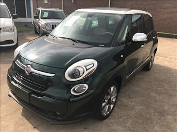 2014 FIAT 500L for sale at City Motors Certified Pre-Owned in Victoria TX